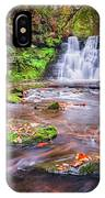 Goit Stock Waterfall IPhone Case