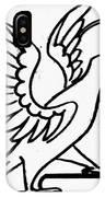 Saint John IPhone Case