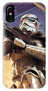 Star Wars Saga Poster IPhone Case