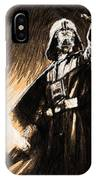 The Star Wars Poster IPhone Case
