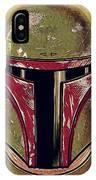 Trilogy Star Wars Art IPhone Case