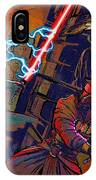 Video Star Wars Poster IPhone Case