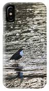 White-throated Dipper IPhone Case