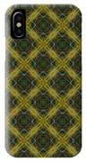 Arabesque 047 IPhone Case