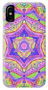 Birth Mandala- Blessing Symbols IPhone Case