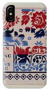 Coverlet IPhone Case