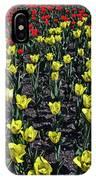 Flower Carpet. IPhone Case