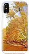 Pennsylvania Stream In Autumn IPhone Case