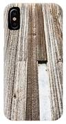Wooden Panels IPhone Case