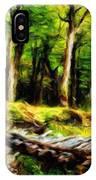 Landscape On Nature IPhone Case