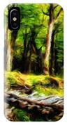 Landscape On Nature IPhone Case