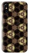 Arabesque 043 IPhone Case