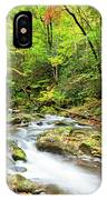 1266 Great Smoky Mountain National Park IPhone Case