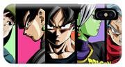 Dragon Ball Super IPhone X Case