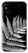 Fern Close-up  IPhone Case
