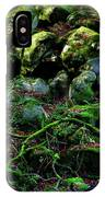Fontainebleau Forest IPhone Case