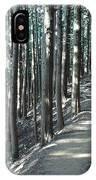 Forestry IPhone Case
