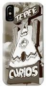 Route 66 - Tucumcari New Mexico IPhone Case