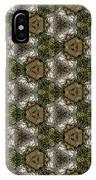 Arabesque 039 IPhone Case