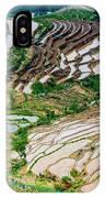 Longji Terraced Fields Scenery IPhone Case