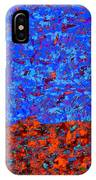 1380 Abstract Thought IPhone Case