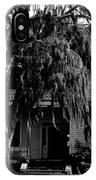 13th House On 13th Street IPhone Case