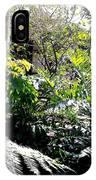 Brooklyn Garden IPhone Case