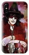 Deep Purple. Ritchie Blackmore. IPhone Case