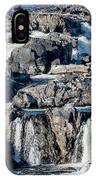 Great Falls Of The Potomac IPhone Case