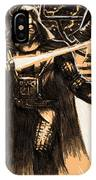 Star Wars Characters Poster IPhone Case