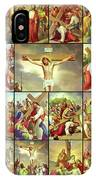 14 Stations Of The Cross IPhone Case