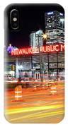 1405 Milwaukee Public Market IPhone Case