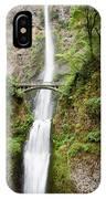 1416 Multnomah Falls IPhone Case
