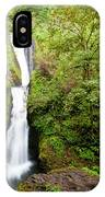 1418 Bridal Veil Falls IPhone Case