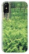 146113 Frens In Pisgah Nat Forest H IPhone Case