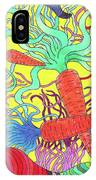 147 - Carrot Canyon IPhone Case