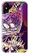 Insect Nature Live  IPhone Case