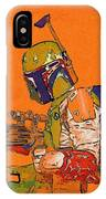 Star Wars Old Poster IPhone Case