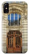 151 Rue De Grenelle Paris IPhone Case