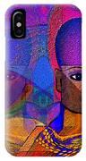1532 Egyptian  Memories IPhone Case