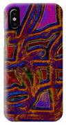 1554 Abstract Thought IPhone Case