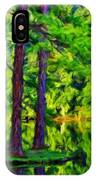 Nature Oil Painting Landscape IPhone Case
