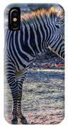 Hellabrunn Zoo - Munich, Germany IPhone Case