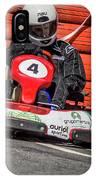 Karting Portugal Pacos De Ferreira IPhone Case