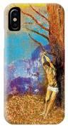 16007 Odilon Redon IPhone Case