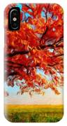 Nature Oil Paintings Landscapes IPhone Case