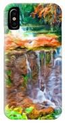 Landscape Paintings Nature IPhone Case