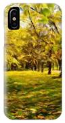 Oil Paintings Art Landscape Nature IPhone Case