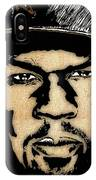 50 Cent Collection IPhone Case