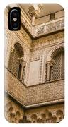 Alcazar Of Seville - Seville Spain IPhone Case